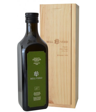 50cl Bottle in Wooden Box - BellVerd
